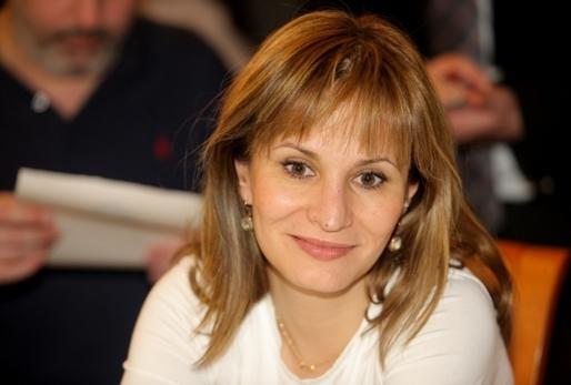 Zpěvačka Monika Absolonová.