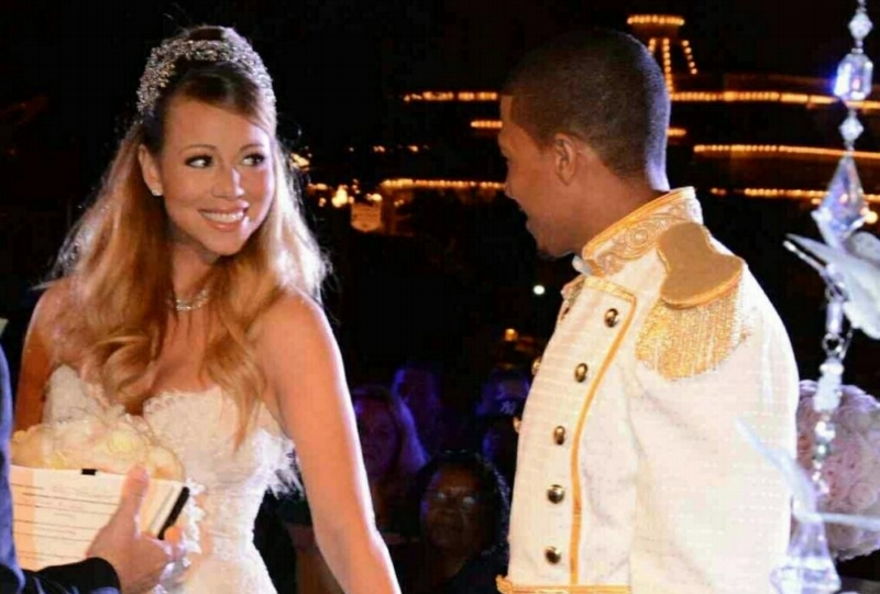 Mariah Careyová a Nick Cannon.