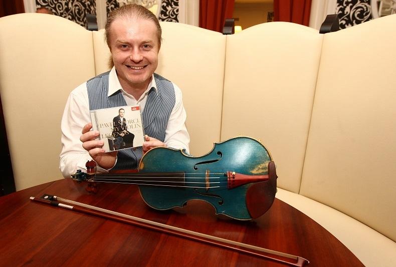 seznamka houslista