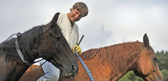 Václav Vydra prý přemýšlí jako kůň. Jak se to dělá  70a3453c4cf