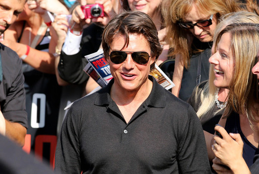 Herec Tom Cruise.