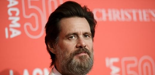 Herec Jim Carrey.