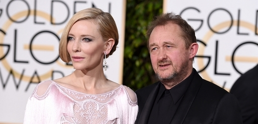 Cate Blanchett a Andrew Upton.