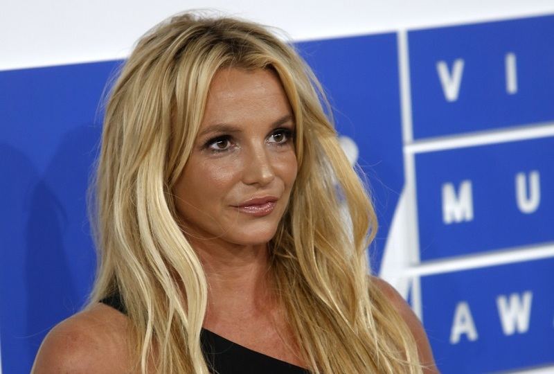 Britney Spears.