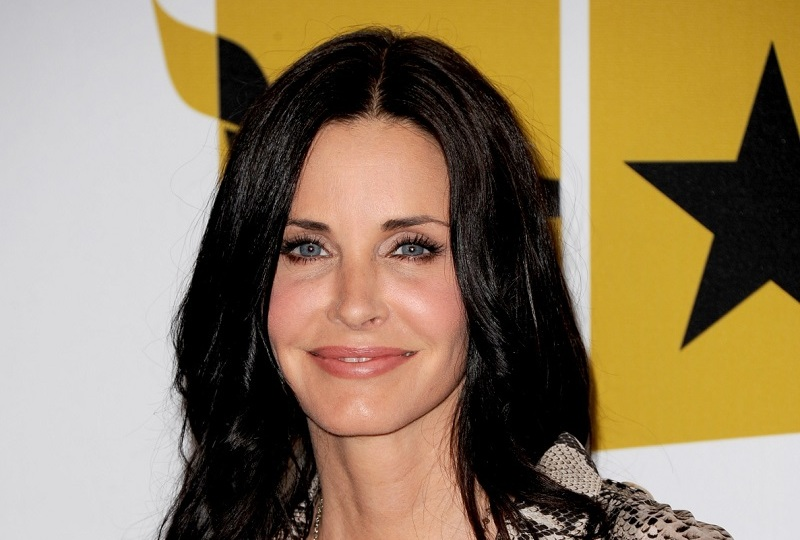 Courteney Cox.