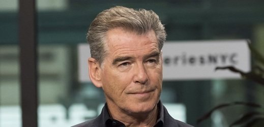 Pierce Brosnan.