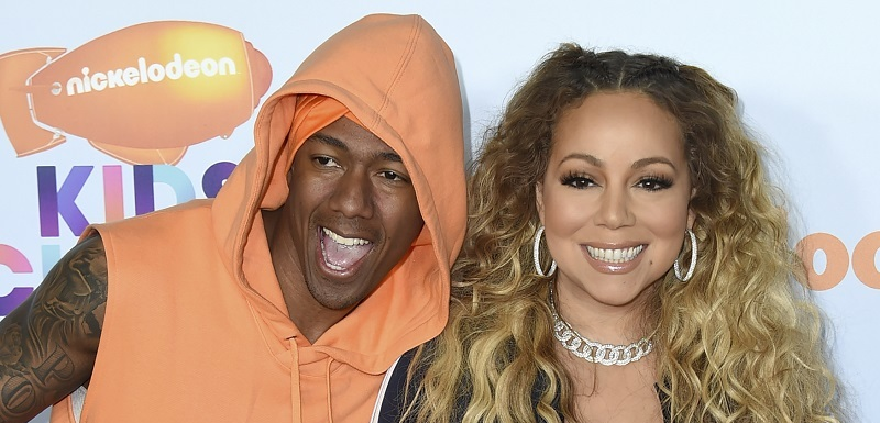 Mariah Carey a Nick Cannon.