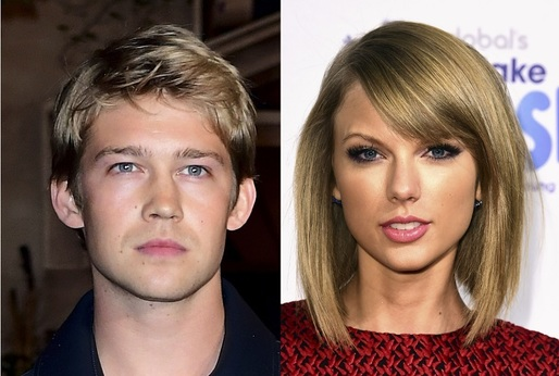Joe Alwyn a Taylor Swift.