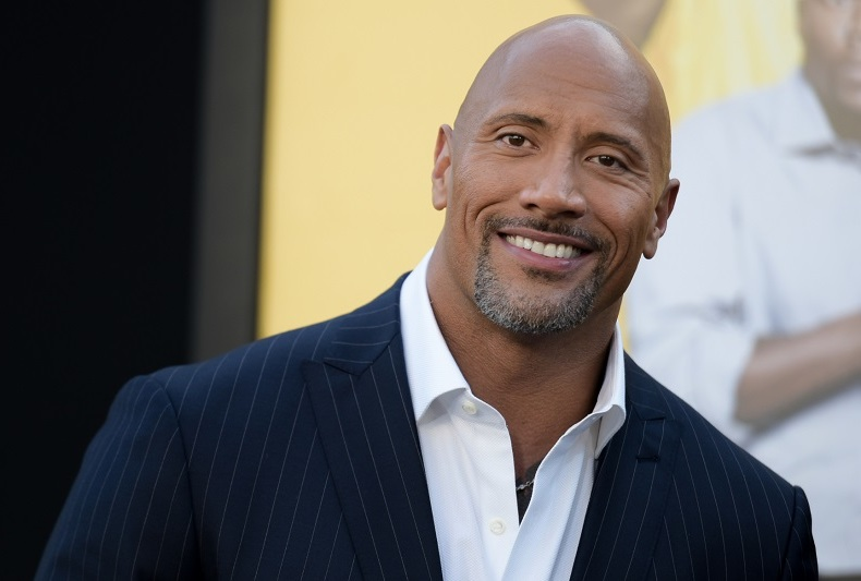 Dwayne Johnson.