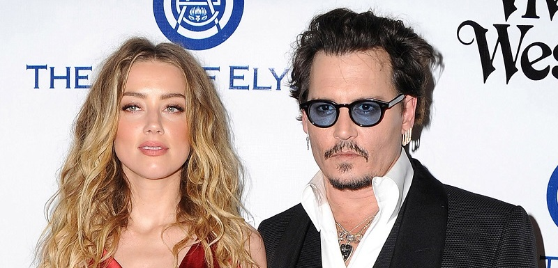 Johnny Depp a Amber Heard.