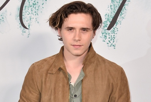 Brooklyn Beckham.