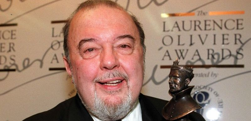 Sir Peter Hall.