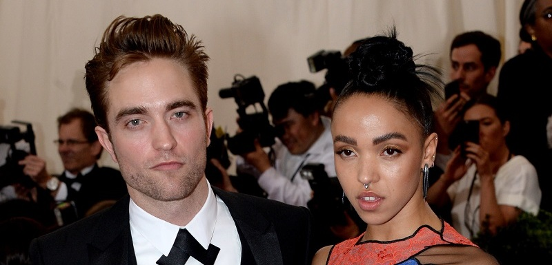 Robert Pattinson a FKA Twigs.