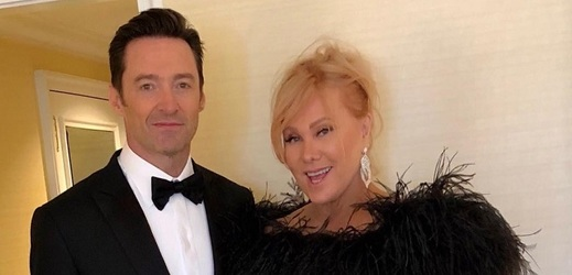 Hugh Jackman a Deborra-Lee Furness.