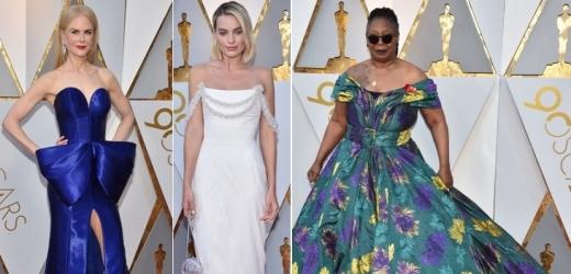 Nicole Kidman, Margot Robbie, Whoopi Goldberg.