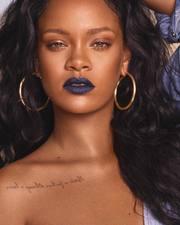 Zpěvačka Rihanna již v minulosti představila svou kolekci kosmetiky ce7238ea5c
