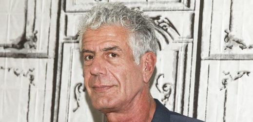 Tony Bourdain.