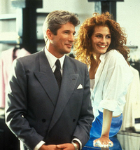 S Julií Roberts ve filmu Pretty woman.