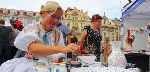 Československý festival přilákal tisíce návštěvníků.