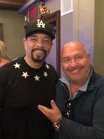 Michal David a Ice-T.