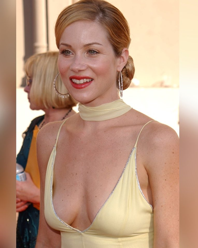 Christina Applegate.