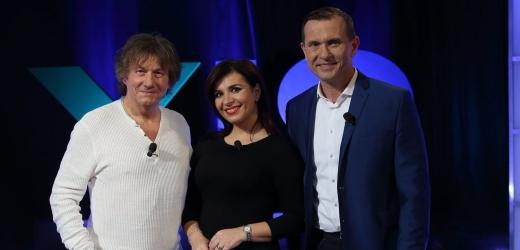 Zleva Stanislav Hložek, Andrea Kalivodová a Jaromír Soukup.