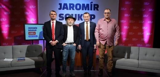 Jaromír Soukup se svými hosty rozebere kauzu Kuřim.