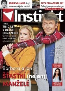 Aktuální číslo časopisu Instinkt.
