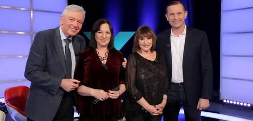 Hosty INSTINKTŮ Jaromíra Soukupa budou Jan Měšťák a duo zpěvaček Martha a Tena Elefteriadu.