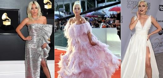 Co vynesla Lady Gaga na červený koberec?