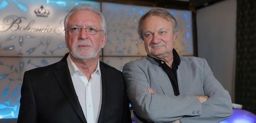 Jaromír Hanzlík a Jiří Adamec.