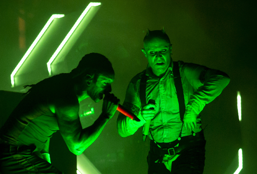 Zemřel frontman kapely The Prodigy Keith Flint.