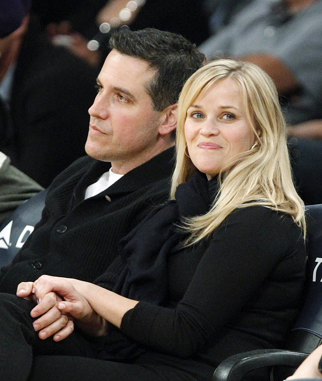 Reese Witherspoon a Jim Toth.