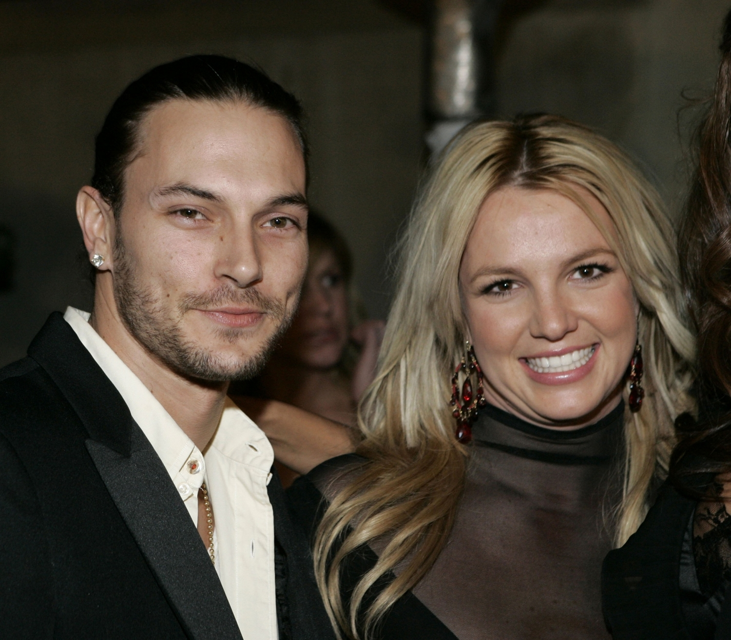 Britney Spears a Kevin Federline.