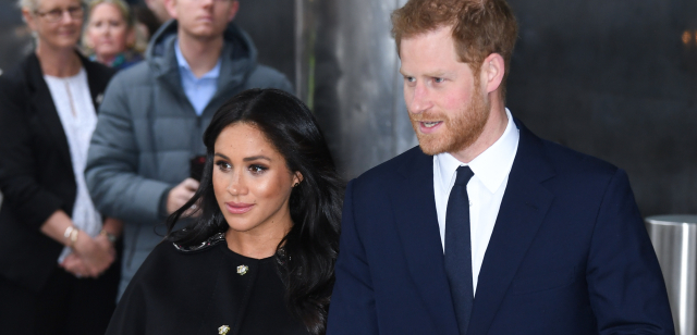 Meghan Markle a princ Harry.