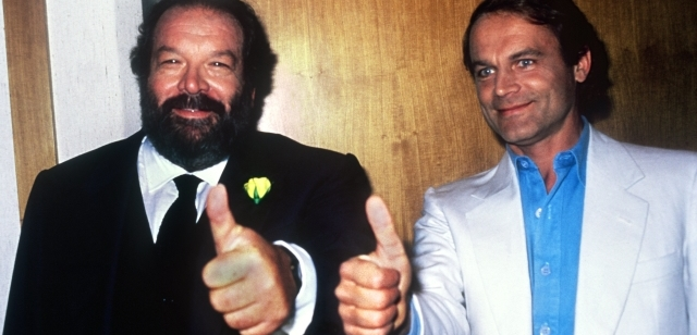 Bud Spencer a Terence Hill