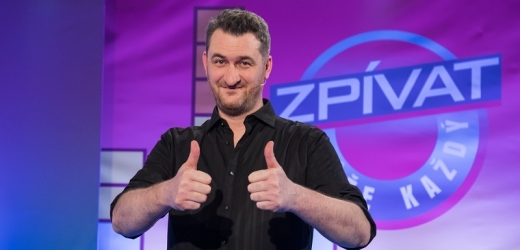 Novou soutěž moderuje Petr Novák.
