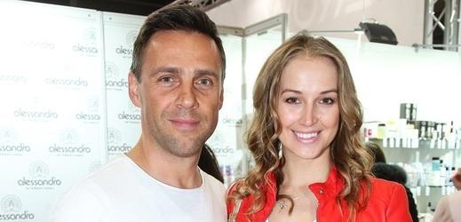 Roman Vojtek s manželkou Petrou.