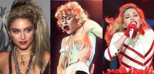 Madonna slaví 61. narozeniny, je už moc stará pro showbyznys?