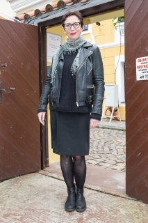 Kristýna Frejová.