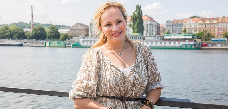 Monika Absolonová.