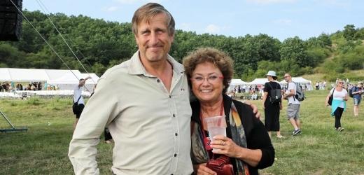 Václav Vydra a Jana Boušková.