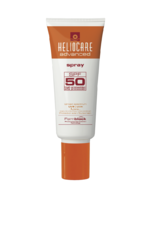 Heliocare advanced spray SPF 50.