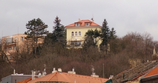 Gottova vila na Bertramce.