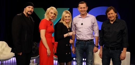 TV Barrandov uvede nové Instinkty Jaromíra Soukupa plné hostů.