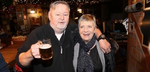 Jaroslava Obermaierová s Janem Kuželkou.