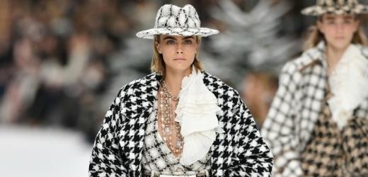 Cara Delevingne pro Chanel.