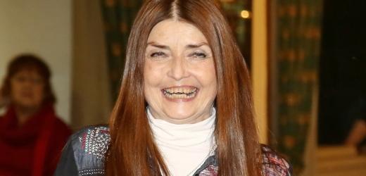 Miluška Voborníková.