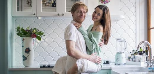 Lilia Khousnoutdinová & Karel Janeček.