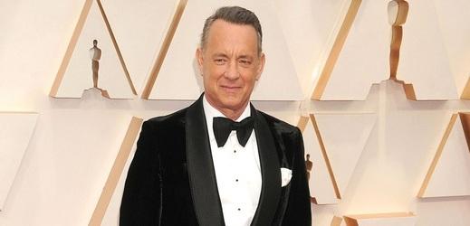 Tom Hanks byl jednou z prvních celebrit nakažených COVID-19.